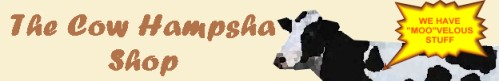 Visit the Cow Hampsha Shop!
