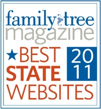 Family Tree Magazine Best State Websites 2011