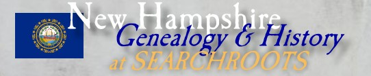 NEW HAMPSHIRE GENEALOGY & HISTORY