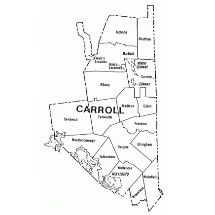 CARROLL COUNTY NH - History and Genealogy AT SEARCHROOTS